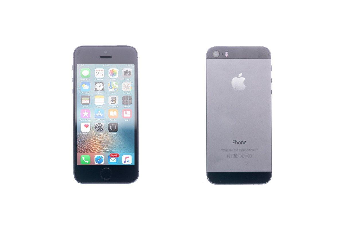 Apple Iphone 5S 64GB Space Grey A1453 Grade C
