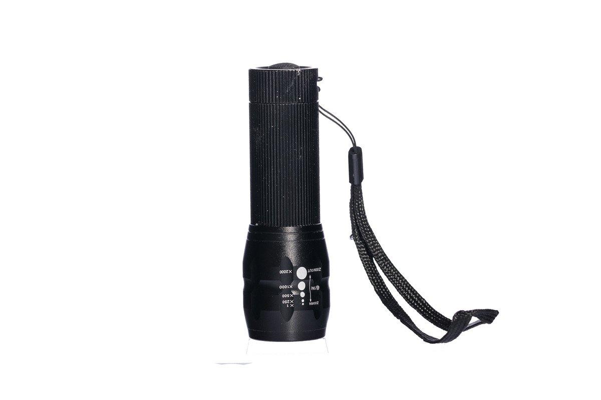 Bike flashlight LED