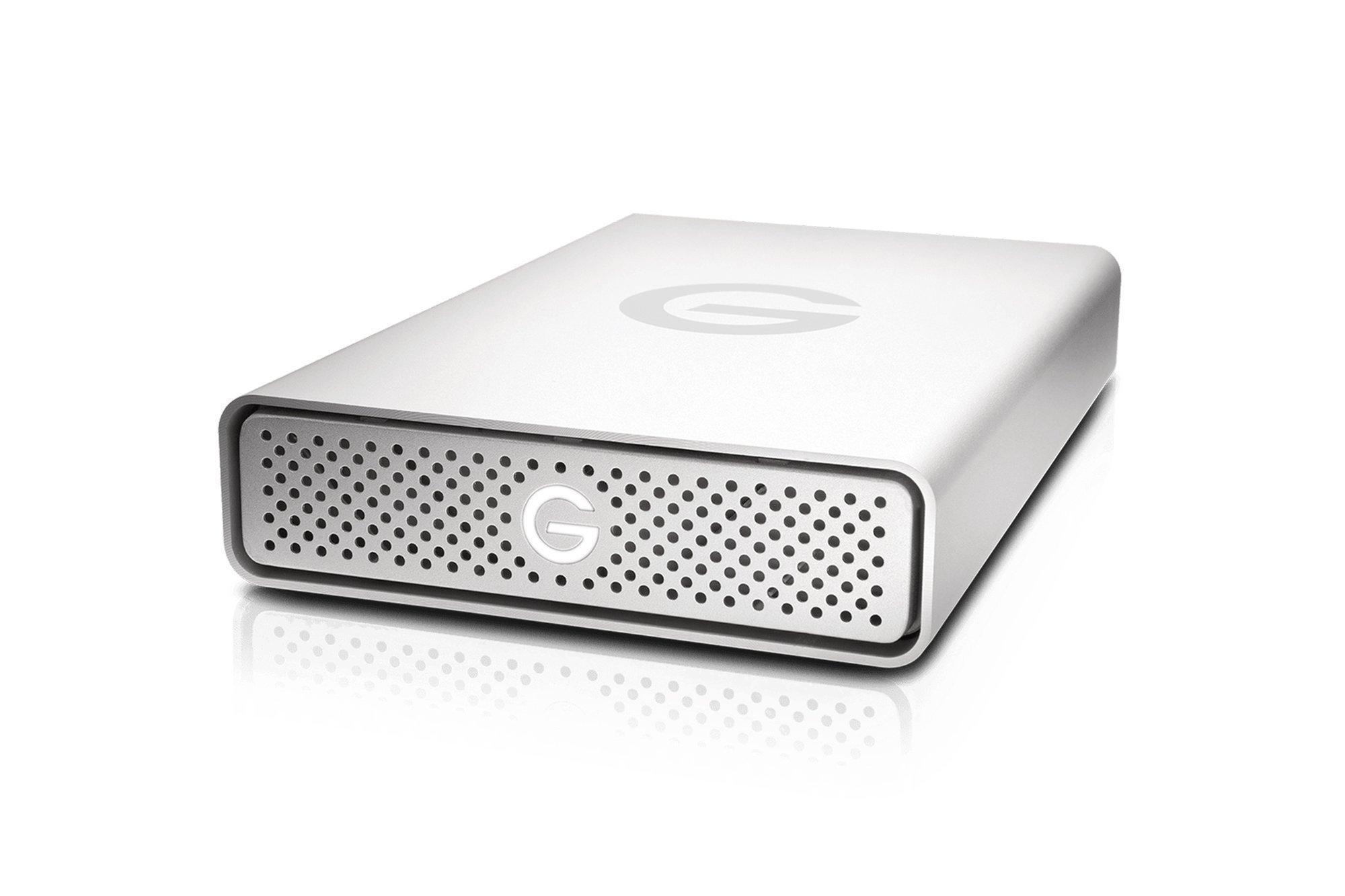 G-Technology G-DRIVE USB-C External Hard drive 14TB USB 3.1