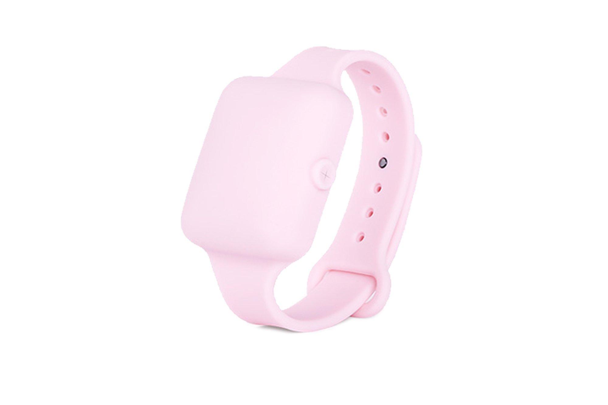Hand wristband dispenser Dezyband