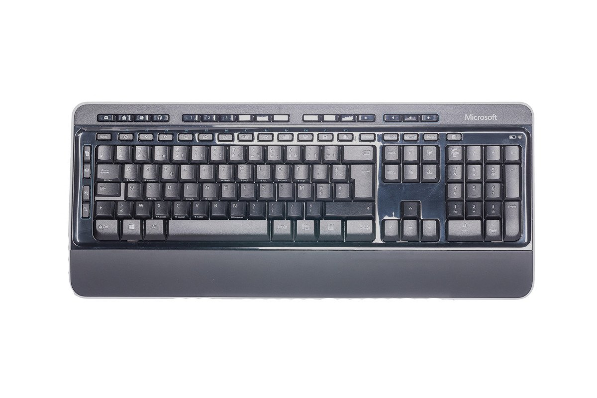 Keyboard + Mouse Set Microsoft Wireless 3000 Desktop (French) MFC-00008