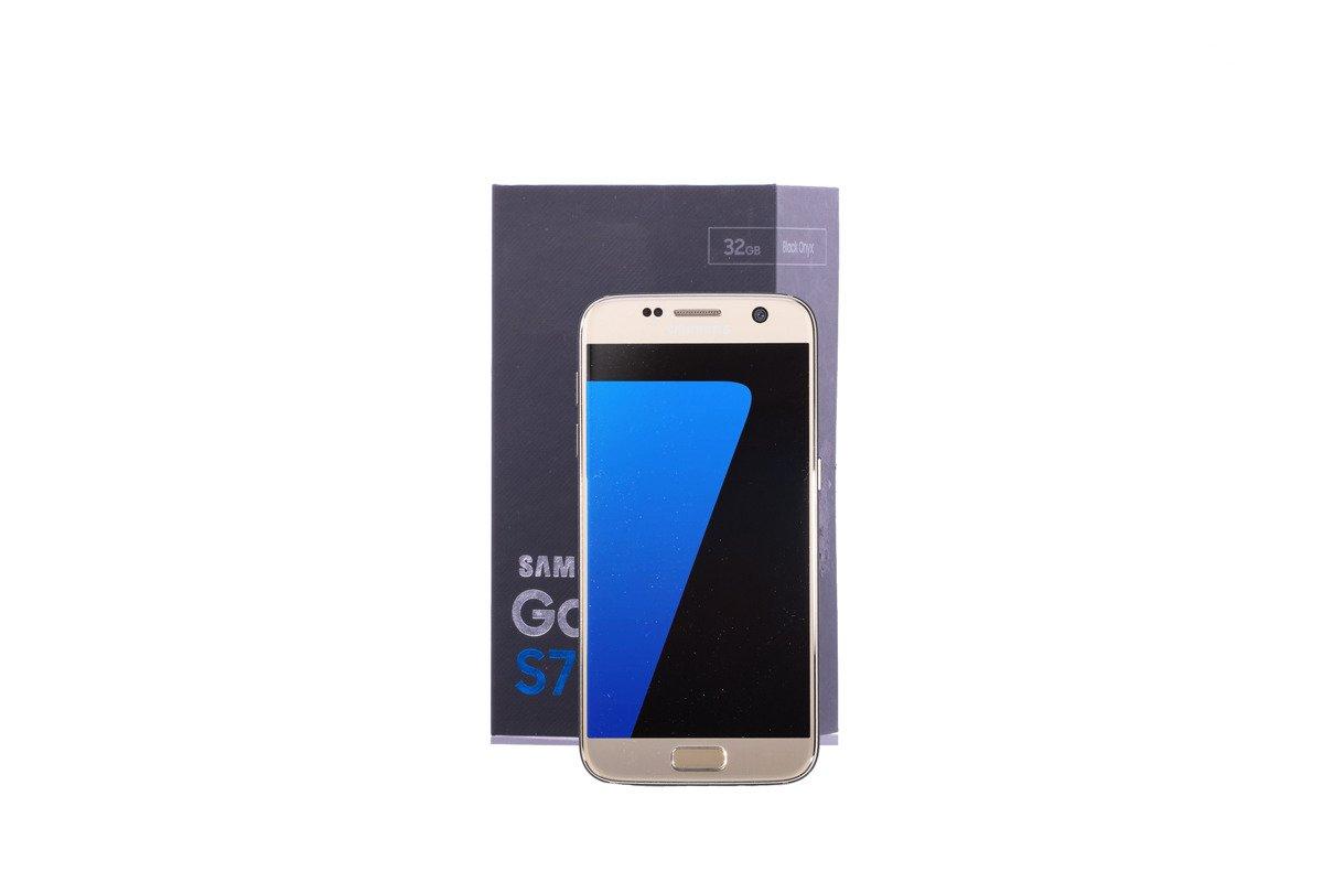 Samsung Galaxy S7 Gold Platinum Sm G930f Grade A Mobiles