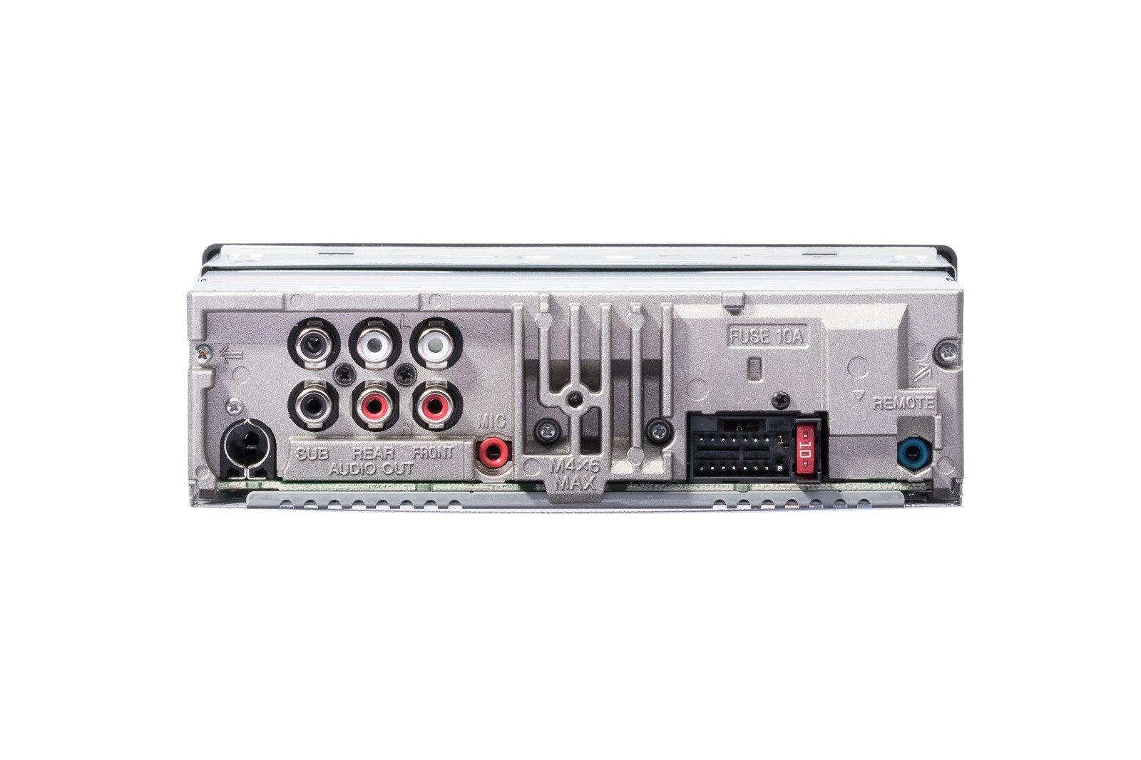 Sony Mex N5100bt Car Radio Cd Mp3 Usb 4x55watt Grade B Replacement Fuse Box