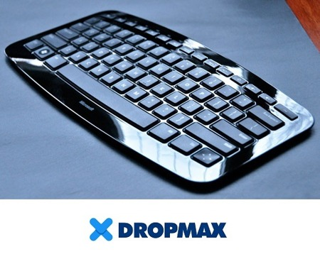 Microsoft Arc Keyboard (German / Deutsch)