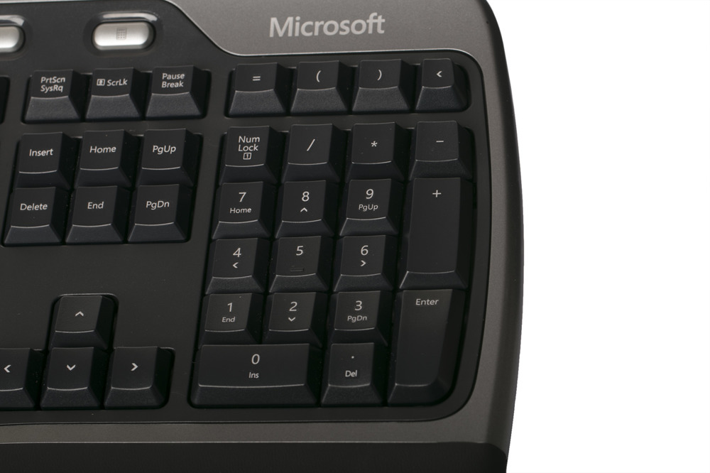 Microsoft Natural Ergonomic  Keyboard 4000 (Swiss / Schweizer)