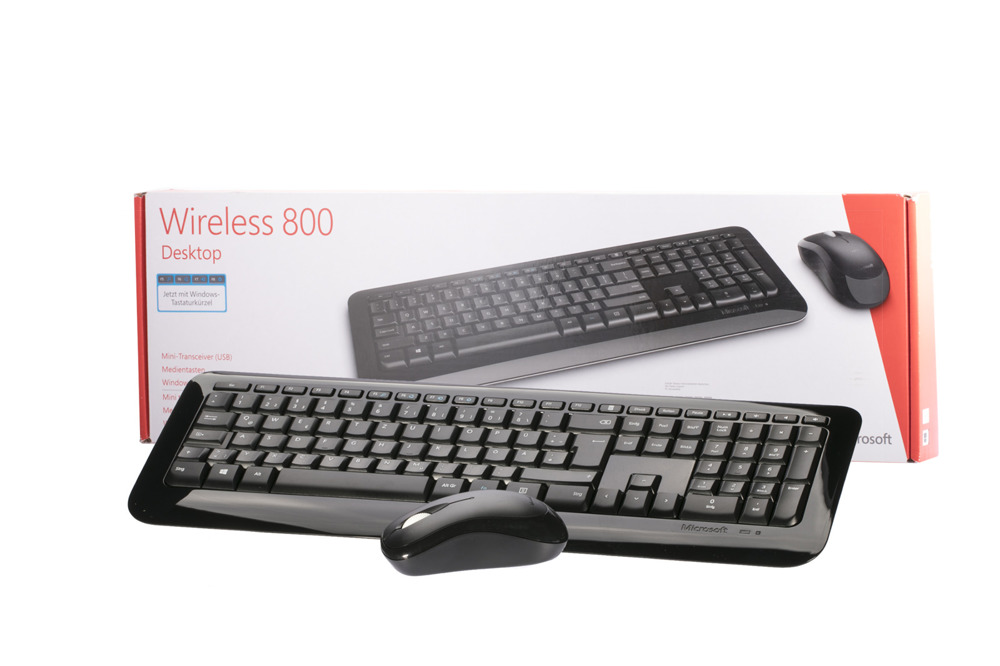 Microsoft Wireless Desktop 800 (German)