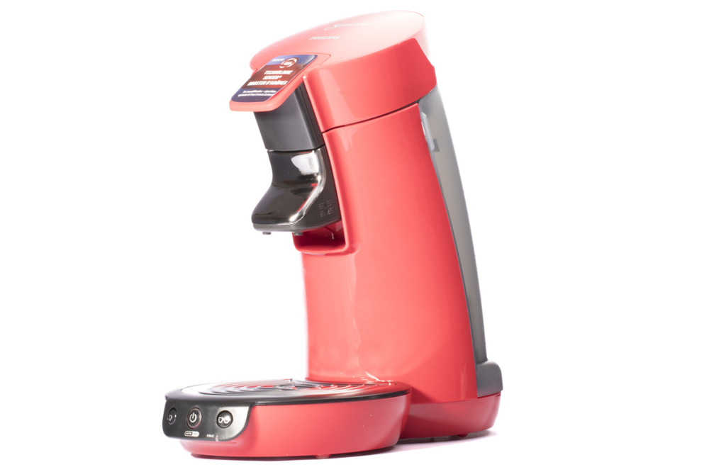 Philips Senseo HD7829 Coffe Machine(2 CUP) Red