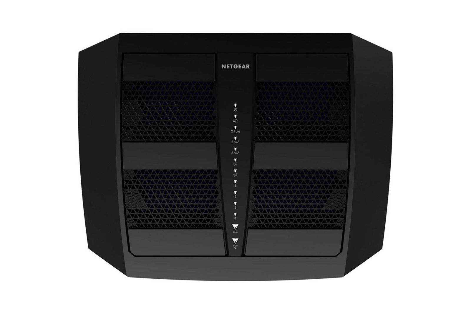 New Netgear AC4000 Nighthawk X6S Tri-Band WiFi Router with MU-MIMO R8000P