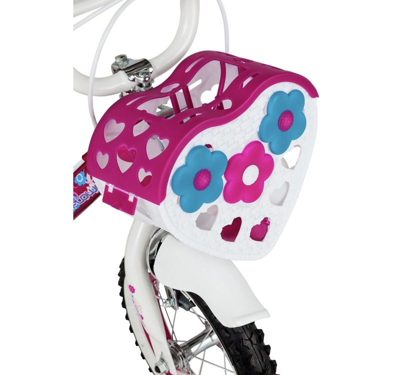 Spike 12 Inch Kids Bike Basket