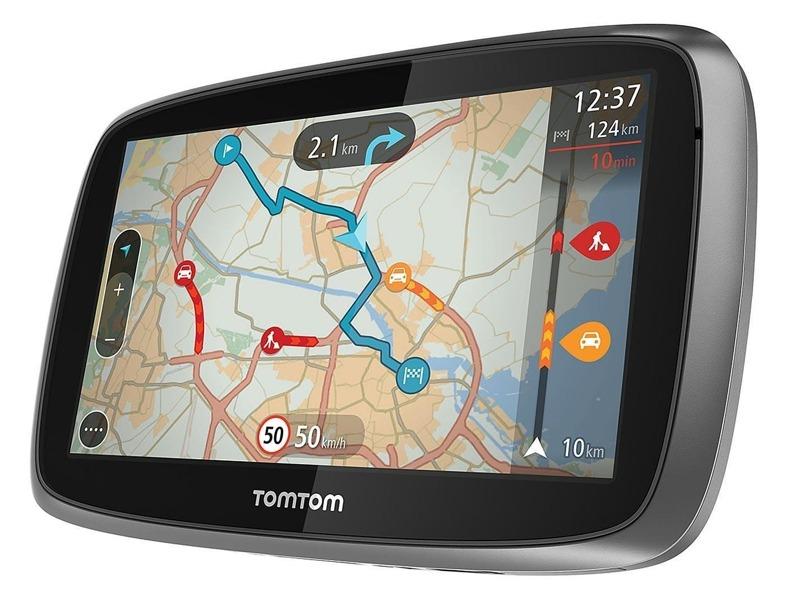 Tomtom Start 50 5 inch Navi Sat + European map