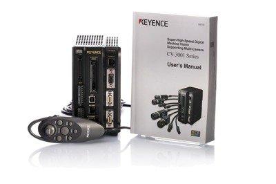 Keyence CV-3501P Digital Image Sensor/Controller