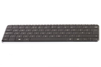 Microsoft Wedge Mobile Keyboard (UK105 / British)