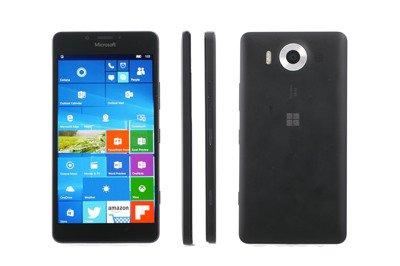 Telefon Microsoft Lumia 950 Black Grade B