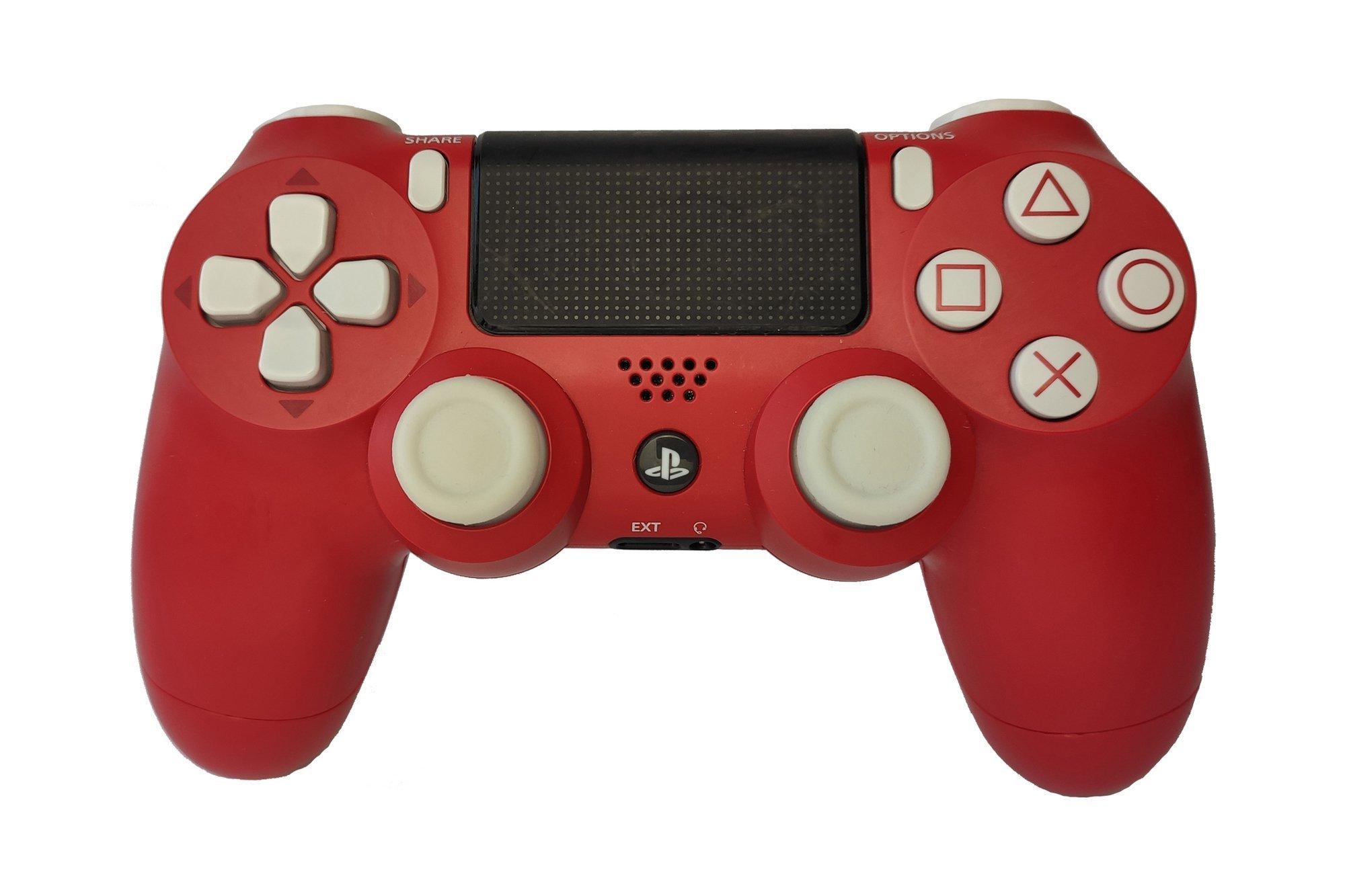 Gamepad Kontroler Playstation 4 PS4 v2 Spiderman