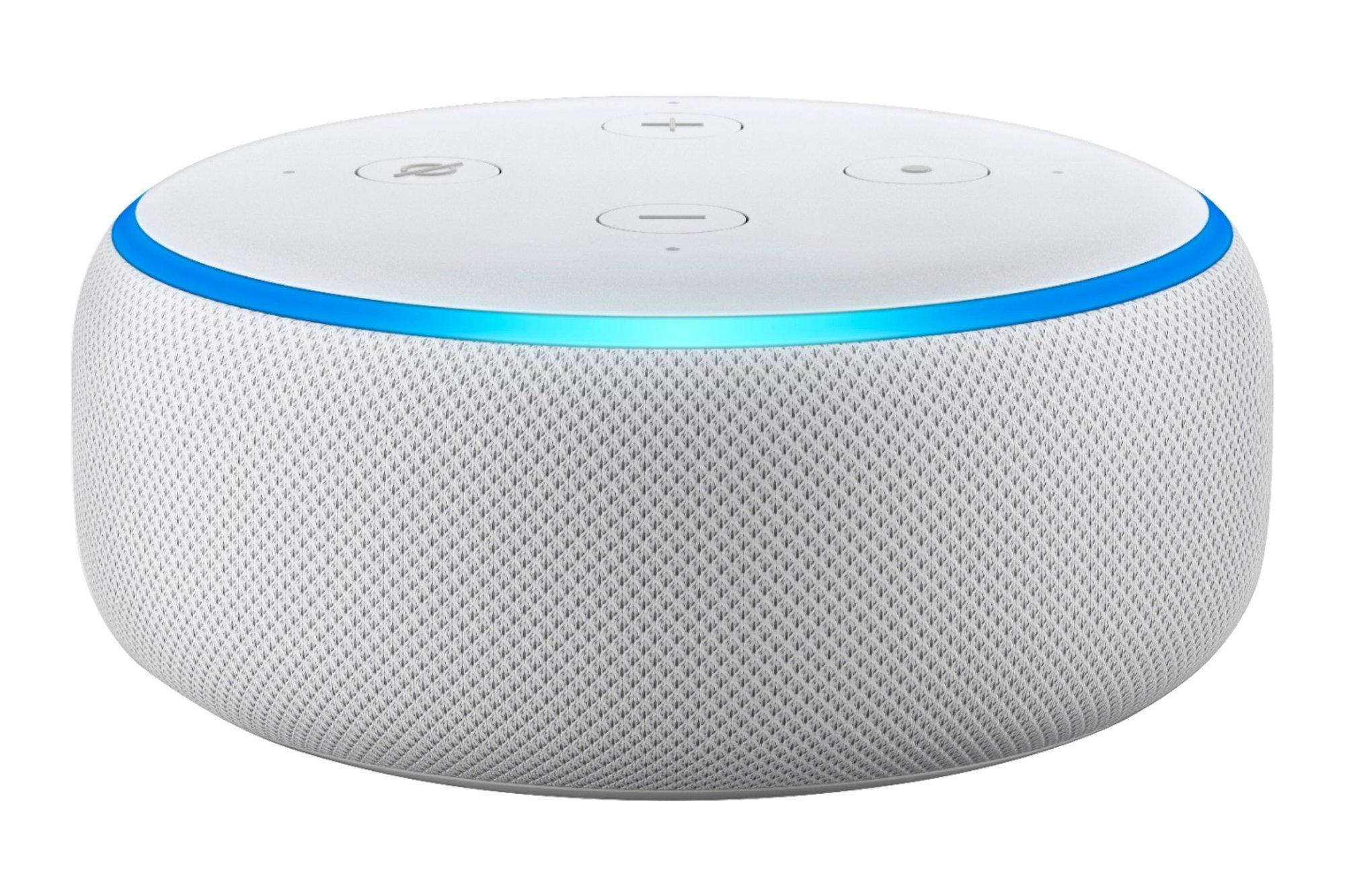 Inteligentny Głośnik Amazon Echo Dot 3 gen. Biały