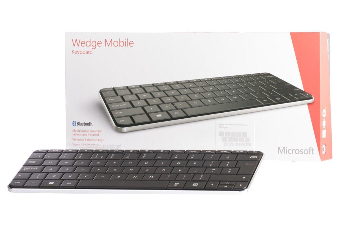Klawiatura Microsoft Wedge Mobile UK105