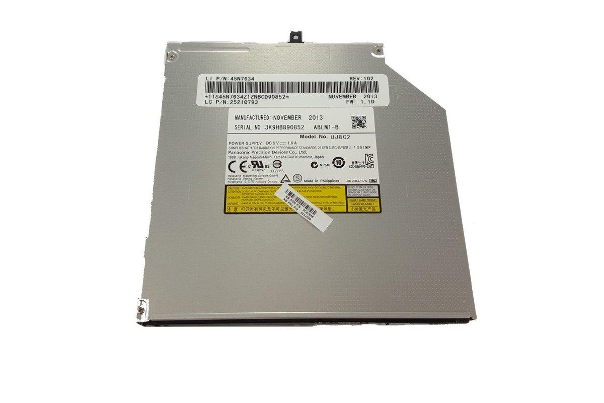 Nagrywarka Laptop CD-RW DVD-RW Panasonic UJ8C2