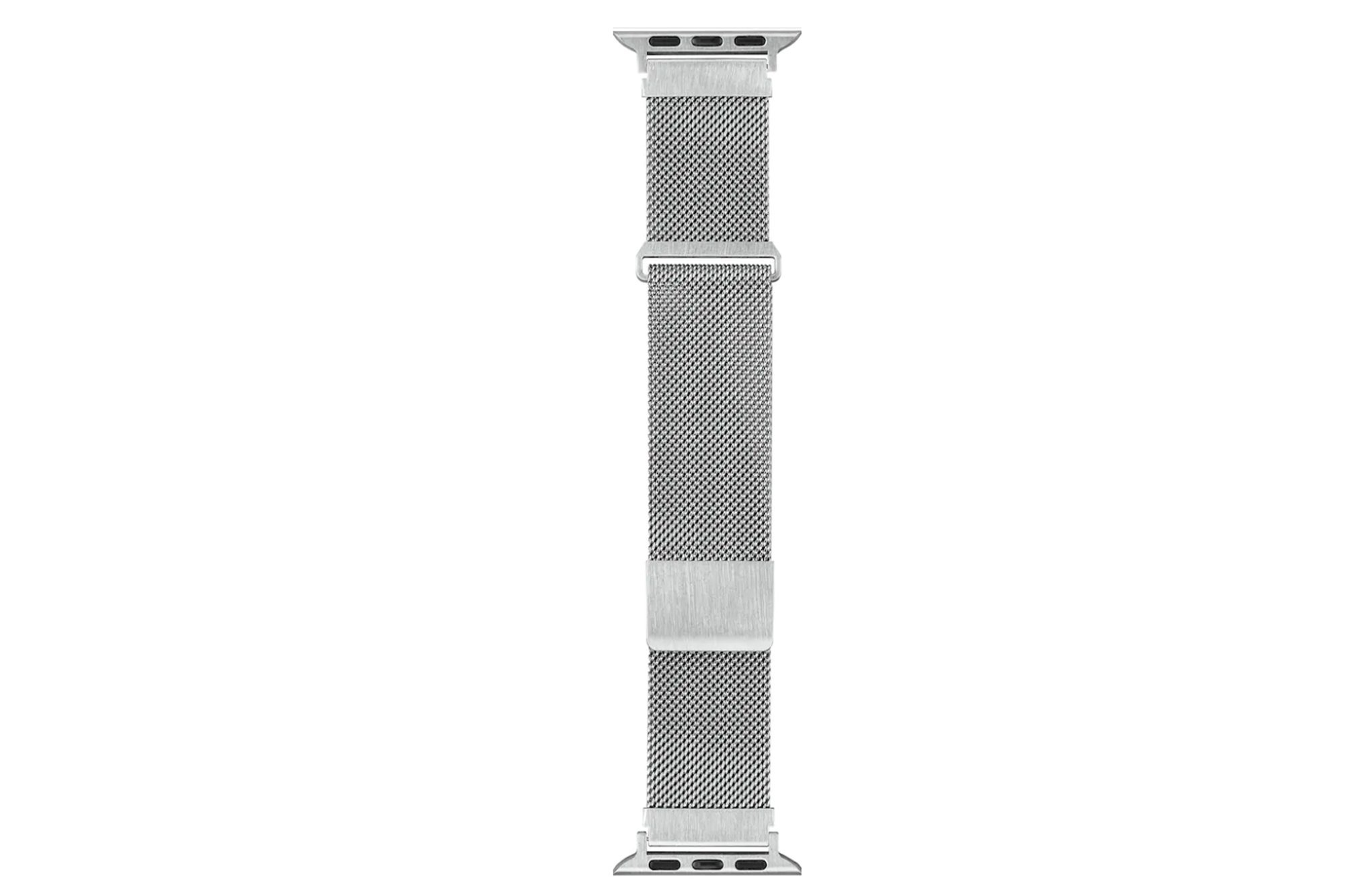 Pasek Sandstrøm do Apple Watch 38/40mm Srebrny
