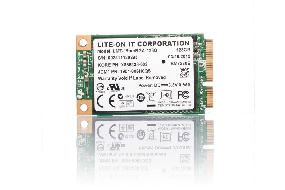 Dysk SSD Lite-On BGA 128G-DS mSATA 128GB