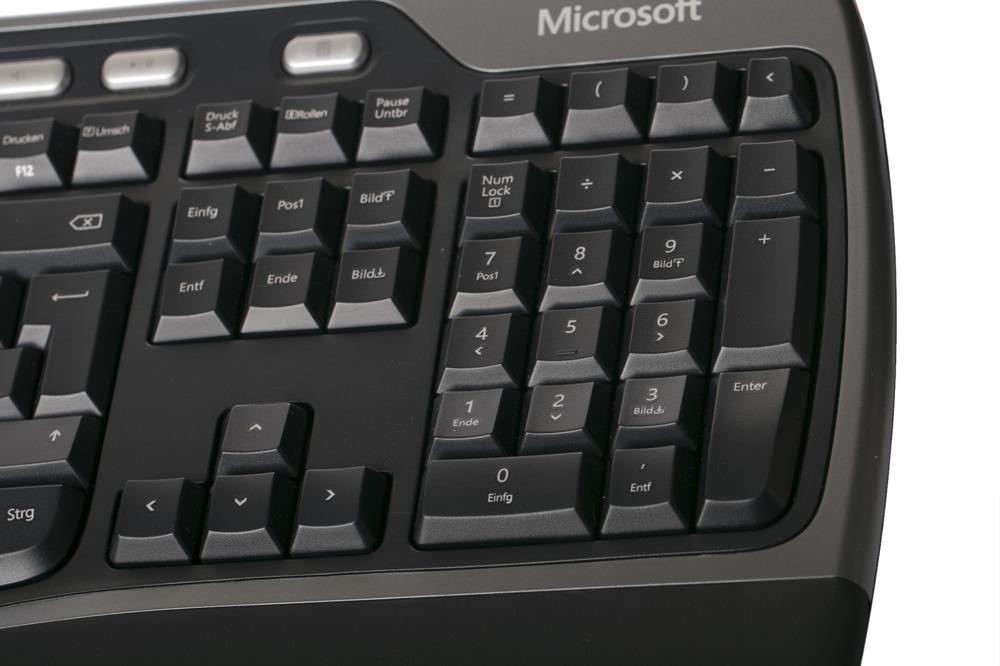 Klawiatura Microsoft Natural Ergonomic 4000 (Niemiecka)