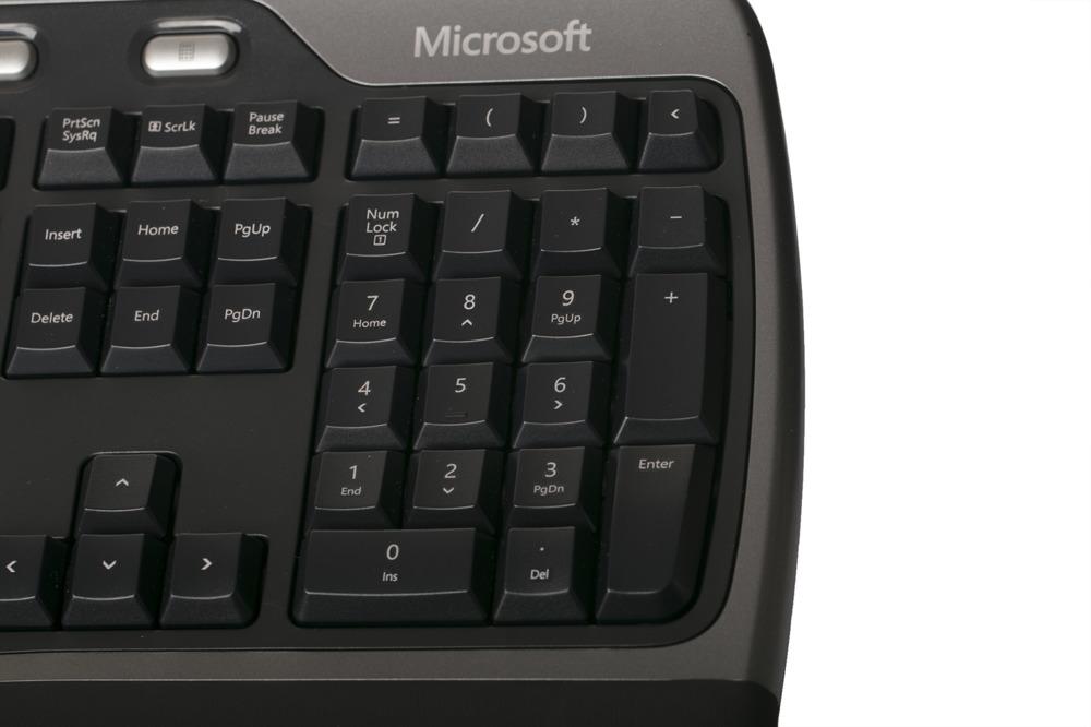 Klawiatura Microsoft Natural Ergonomic 4000 (Szwajcarska)