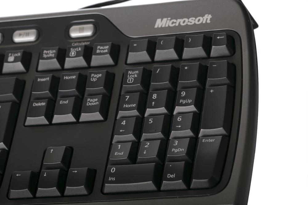 Klawiatura Microsoft Natural Ergonomic 4000 UK105
