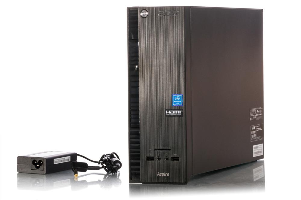 Komputer stacjonarny Acer ASPIRE XC-704 (nie działa slot SD)
