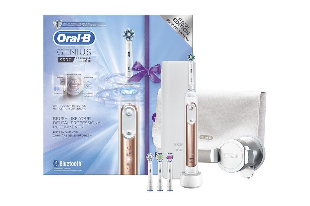 Szczoteczka elektryczna Oral-B Genius 9300