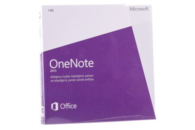 Microsoft OneNote 2013 Turkish S26-05115 DVD Eurozone